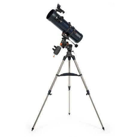 Telescopio Celestron AstroMaster 650mm/130 EQ Motorizado