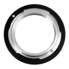 Adaptador para Objetivo M42 a Cámara Canon FD