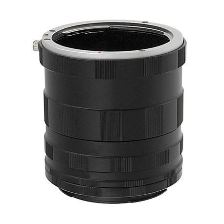 Juego de Anillos Extensores Ultralyt para macro-fotografía - Nikon
