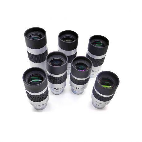 Kit de Oculares ED BCrown de Mínima Dispersión de 14, 18, 21 y 25 mm