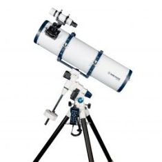 Telescopio Reflector Meade LX85 200 mm f/5 EQ GoTo con AudioStar