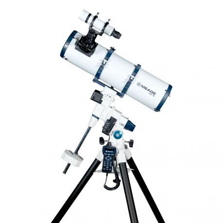Telescopio Reflector Meade LX85 150/750 f/5 EQ GoTo con AudioStar
