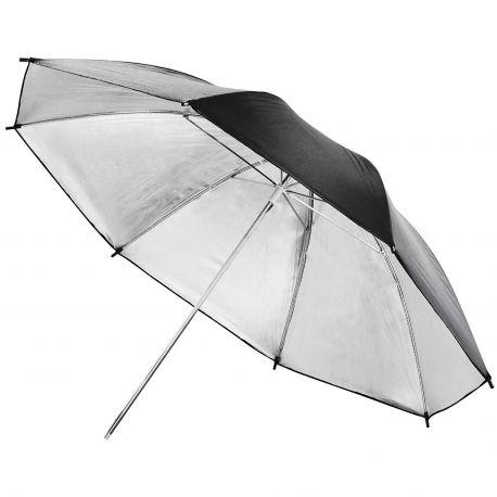 Paraguas Ultralyt Reflector Plata 84 cm