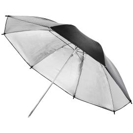Paraguas Ultralyt Reflector Plata 102 cm