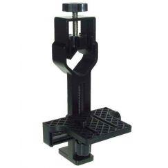 Adaptador digiscoping de camara a telescopio o microscopio