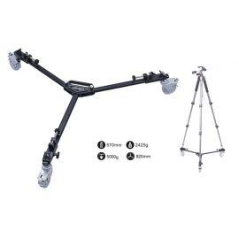 Base Dolly Ultralyt con ruedas para Fotografia y Video