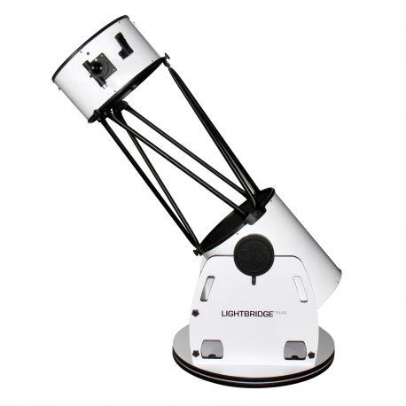 "Telescopio Dobson Meade LigtBridge Plus 12"" Alt-AZ con Tubo Truss"