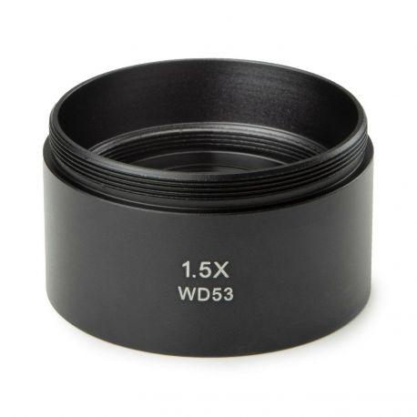 Lente Objetivo Euromex 1,5x para la Familia Stereoblue (D.T. 48 mm)