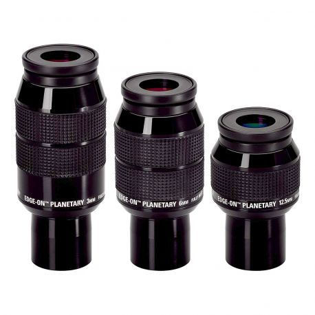 Oculares Orion EdgeOn Planetary de 3, 6 y 12.5mm