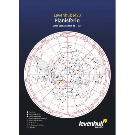 Planisferio Levenhuk M20