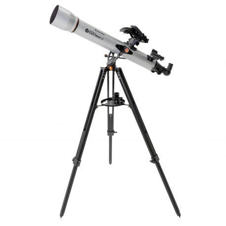 Telescopio Refractor Celestron StarSense Explorer LT 80 AZ con App