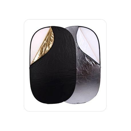 Reflector Ultralyt oval 5 en 1 de 102 x 153 cm