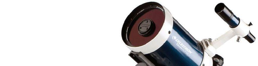 Amplia gama de telescopios Schmidt-Cassegrain de Celestron y otras primeras marcas. Stock disponible online y en nuestra tienda en Madrid abierta al público.
