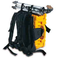 Safety Case Back Pack System