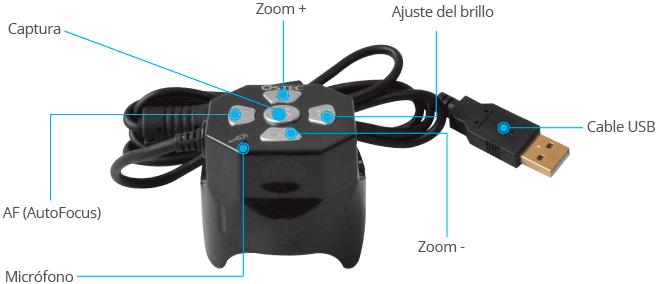 Microscopio Kopa M101 5MP