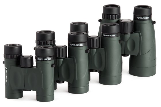 Familia Celestron Nature DX