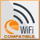 Compatible con WiFi