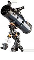 Telescopio astronómico Celestron AstroMaster 650mm/130 EQ